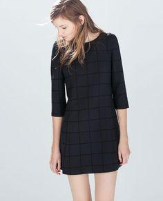 ZARA - NEW THIS WEEK - 3/4 LENGTH DRESS