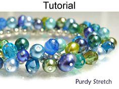 Beading Pattern Bracelet Tutorial Beaded by SimpleBeadPatterns