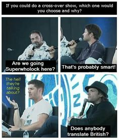 Jared why