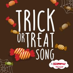 """For young children, Halloween night is one of the best of the year. Kick start the #Halloween spirit with this """"Trick or Treat"""" song for #preschool and #kindergarten children.  #kidsongs"""