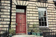 Edinburgh - Robert Louis Stevenson House