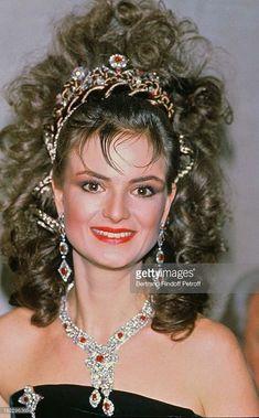 La puissance de l'excès (version Ruby) : Princesse Gloria Von Thurn et taxis, 1986