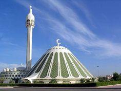 Große Moschee Kuwait auf Kuwait Reiseführer