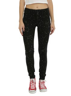(hot Topic constellation jeans) suggested by Jazmin Luciano