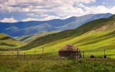 A Beleza da Ásia Central em Fotos