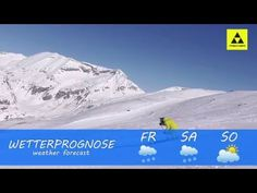 Sportgastein: Spring skiing in Austria, Weather f Weather Forecast, Sport, Mount Everest, Youtube, Movies, Travel, Video Production, Making Predictions, Sun