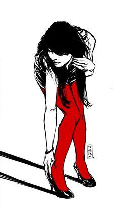 Gilles Vranckx Illustration - mashKULTURE