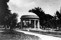 Templo de la Música, Parque Morazán, San José, 1922.