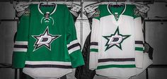 Dallas Stars' new jerseys unveiled; do you like the look?