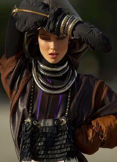 VOGUE PARIS Stylist Marie Chaix