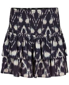 Begonia Skirt - AOP Ikat - Skirts/ Shorts - Shop by category