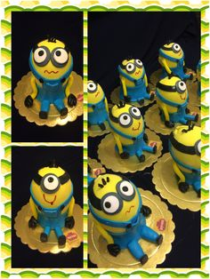 CHOCOLATE EASTER EGGS MINIONS!!!