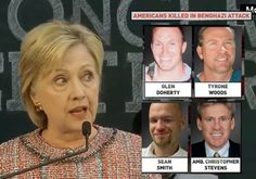 Hillary Clinton benghazi -- BOMBSHELL Report: In Hillary's Deleted Emails They Found THIS About BENGHAZI http://lsh.re/169NN