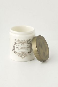 Apple & Brown Sugar Candle from Anthropologie, TDF