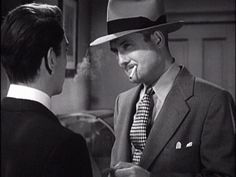 The Blue Gardenia (1953) Film Noir,  George Reeves