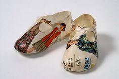 Objetos hechos con papel reciclado | Rincón Abstracto