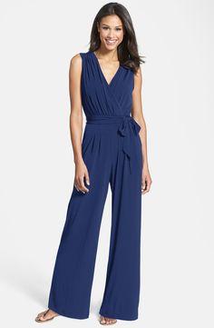 Blue dress black dress jumpsuits