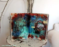 Art journal - Lost and Found