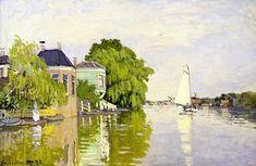 Zaandam (C Monet - W 186)