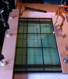 Glas in lood Nijmegen, inbouwen in isolatieglas