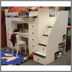 Google Image Result for http://www.whereibuyit.com/wp-content/uploads/2011/07/Kids-Loft-Beds-With-Steps-image.jpg