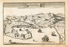 De Fer Nicolas dis. & edit. Messina - 1705