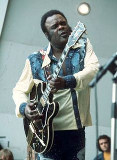 the late, great FREDDIE KING