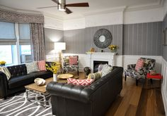 Charity, they say, begins at home, though it it can be born anywhere where heart and soul prevail. Cue a recent project in The Annex -- home to Sheena's. Sofa, Couch, Community Events, Charity, The Unit, House Design, Stylish, Annex, Raising