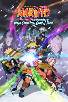 CLICK IMAGE TO WATCH Naruto the Movie: Ninja Clash in the Land of Snow (2004) FULL MOVIE