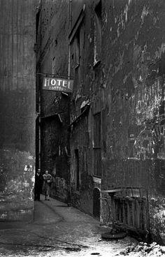 Paris 1955  Photo:Frank Horvat