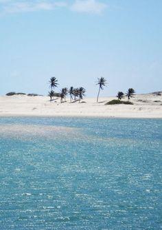 Águas Belas praia em Cascavel,Ceará, Brasil.