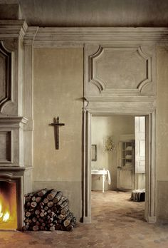 Chambre et son boudoir