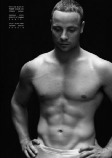 Hotties of the Olympics Day 26: Oscar Pistorius