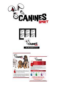 Canines Sport. Por una mascota feliz. Empresa dedicada al cuidado de tu mascota, con servicio de peluquería a domicilio y pasea perros. © Estudio gritovisual. Todos los derechos reservados.