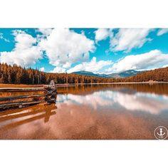 Getting lost in the scenery at Lost Lake in Whistler.   Photo by @peanutxpress via Instagram  #exploreBC #exploreCanada