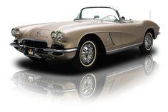 1962 Chevrolet Corvette Gold