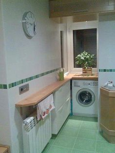 Home decorating ideas kitchen ikea trones cabinet in laundry with ledge – awesome home design ideas and decor Laundry Room Cabinets, Laundry Room Storage, Diy Kitchen Cabinets, Laundry In Bathroom, Ikea Laundry, Laundry Rooms, Ikea Trones, Ikea Hack Bathroom, Armoires Diy