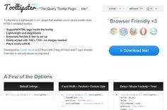 HTML5: Schicke Tooltipps mit Tooltipster für jQuery - Dr. Web Magazin