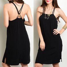 Saleblack Dress S,M,L