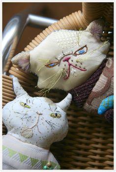ぬいぐる猫 : giddygirl