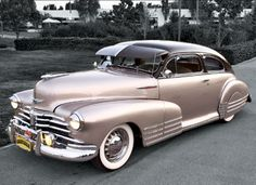 1948 Chevrolet Don't Bully! And don't be Bullied.  http://www.amazon.com/Half-Toot-Big-Bully-Choo-ebook/dp/B00QN3C4JS/