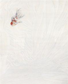 Gao Qian(高茜 Chinese, b.1973)独自斑驳 via