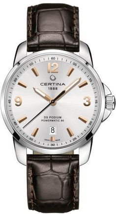 Discover a large selection of Certina DS Podium watches on - the worldwide marketplace for luxury watches. Compare all Certina DS Podium watches ✓ Buy safely & securely ✓ Shops, Luxury Watches For Men, Rolex Watches, Bracelet Watch, Quartz, Lady, Bracelets, Baselworld 2016, Silver