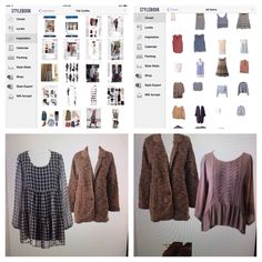 Closet Confidential:Stylebook - This $4.00 app has really saved me from over-buying as well as organizing my wardrobe this month.