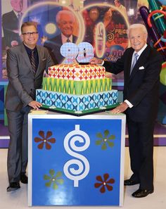 Bob Barker, Drew Carey! Happy 90th Birthday to Mr. Bob Barker! Watch the full episode on 12/12/13