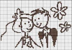 amour - love - point de croix - cross stitch - Blog : http://broderiemimie44.canalblog.com/