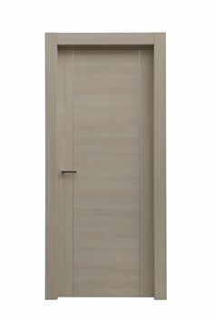 Modern Wood Interior Doors modern barn door hardware for wood door - modern - interior doors