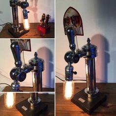 Découvrez La pompe à bière par lampesoriginales .com sur alittleMarket