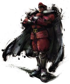 Bison Art' in our Street Fighter IV art gallery featuring official character designs, concept art, and promo pictures. Street Fighter Alpha 3, Street Fighter Tekken, Super Street Fighter, M Bison, Game Character, Character Design, Arcade, Street Fighter Characters, Female Characters