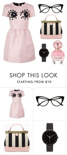 """Stylishly quirky"" by britscarike on Polyvore featuring RED Valentino, I Love Ugly and Marc Jacobs"